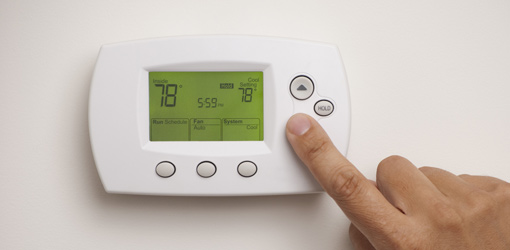 bois thermostat